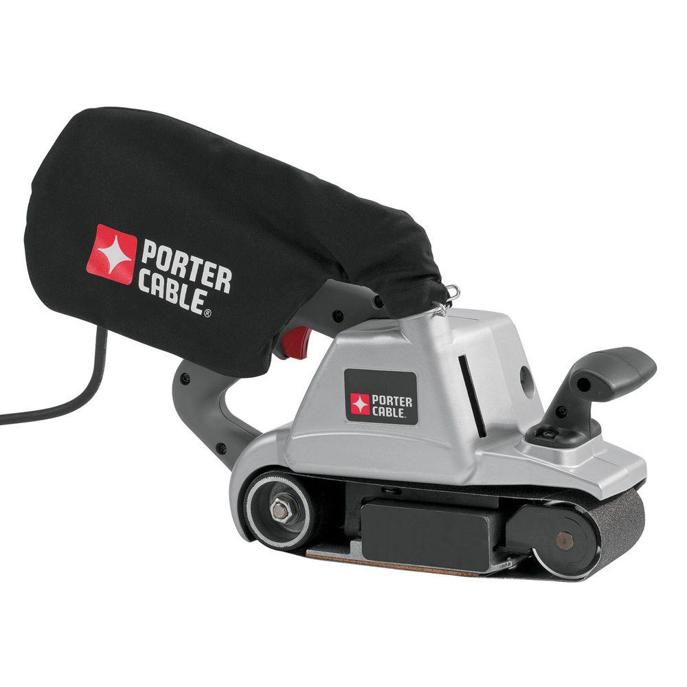 Porter Cable 12 Amp 3 in. x 24 in. Belt Sander