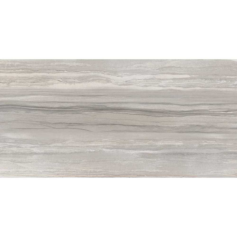 Emser Ciudad Taupe Matte 11 81 In X 23 62 Ceramic Floor And Wall Tile