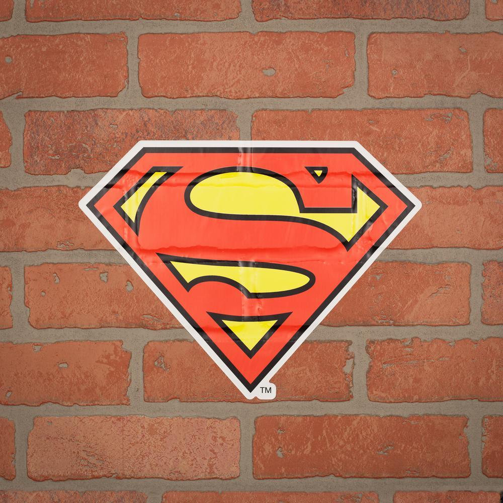 Superman Outdoor Logo Graphic- Small