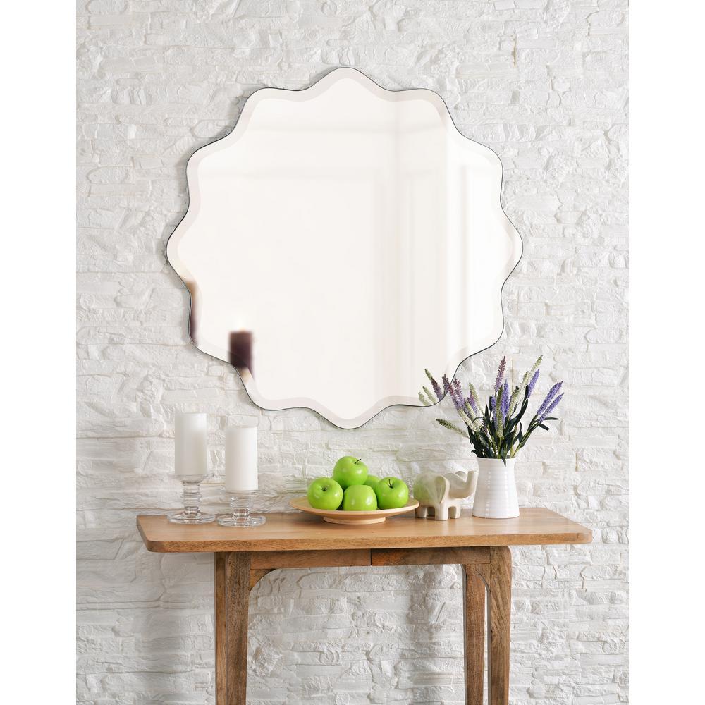 Lisa Irregular Decorative Wall Mirror