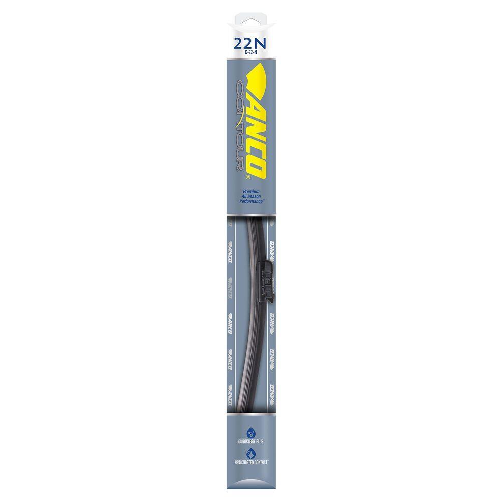 Contour 22 in. N Wiper Blade