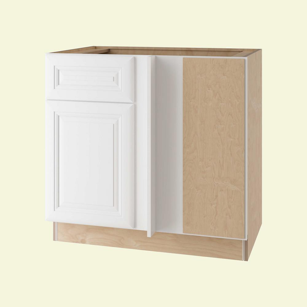 single kitchen cabinet home decorators collection brookfield assembled 36x34 5x24 26158