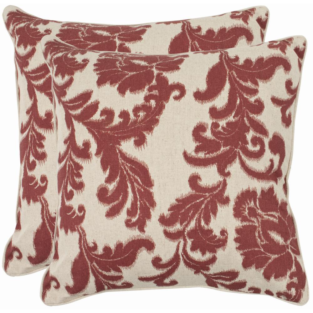 Aubrey Printed Patterns Pillow (2-Pack)