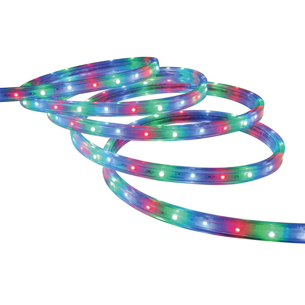 Home Accents Holiday 19.6 Ft. 216-Light LED RGB Tape Light