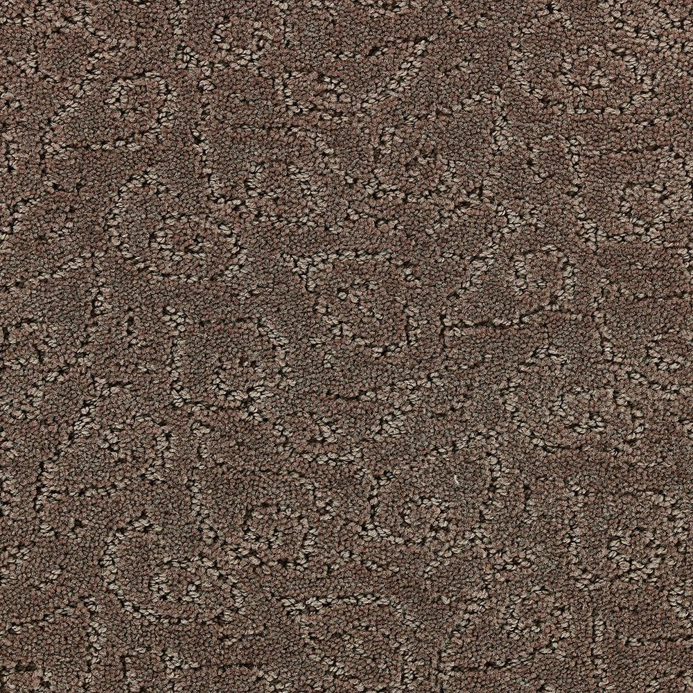 Carpet Sample - EdenbRidge - In Color Dexterous 8 in. x 8 in.