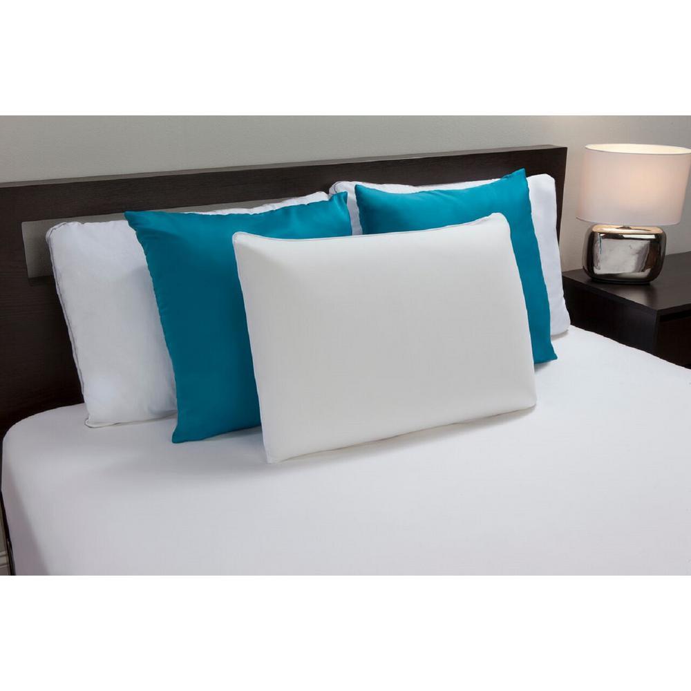 Comfort Revolution Memory Foam Bed Standard Pillow F01-00075-ST0