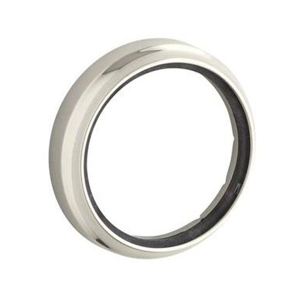 Whirlpool keypad Trim in Vibrant Polished Nickel