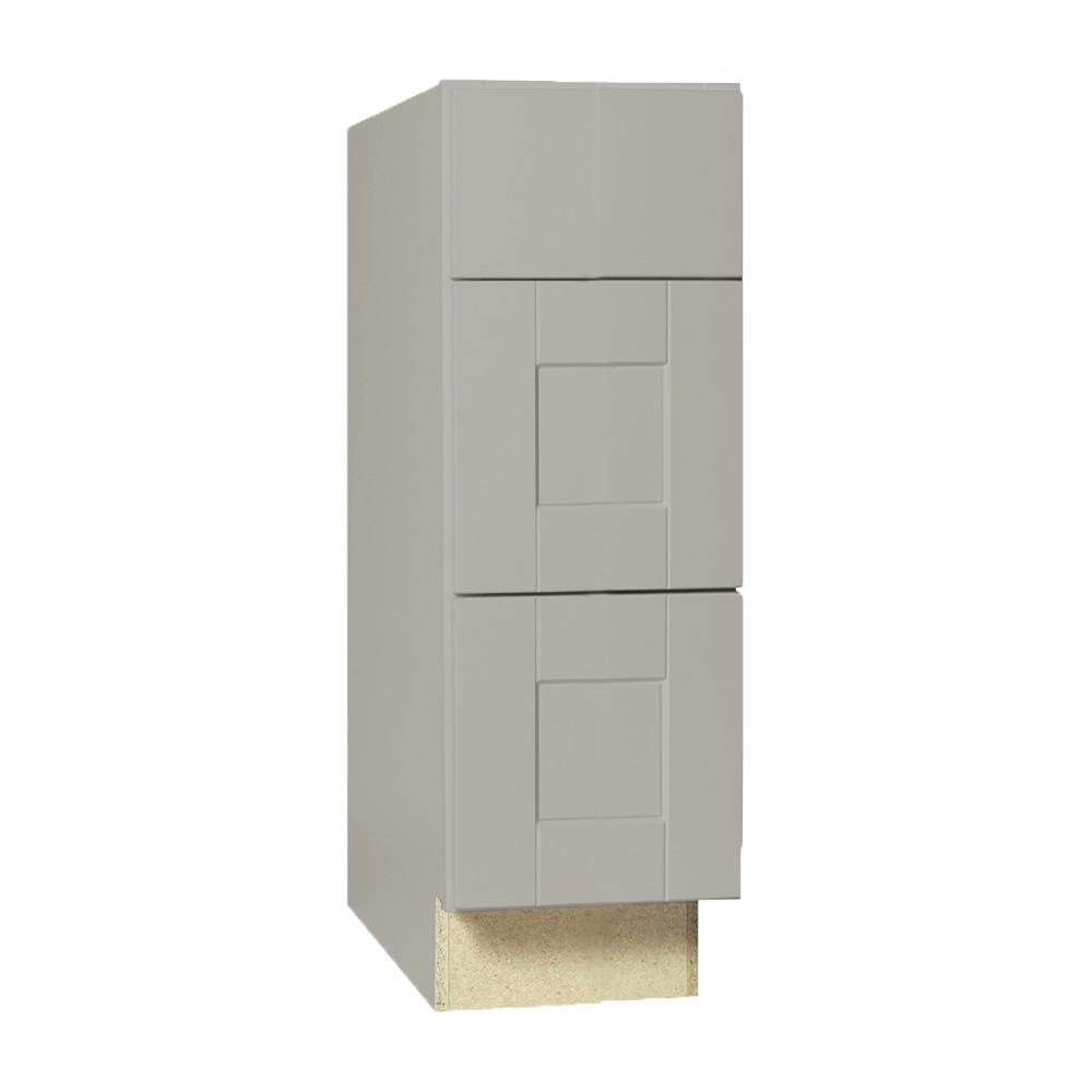 bathroom base cabinets hampton bay shaker assembled 12x34 5x21 in bath vanity 10976