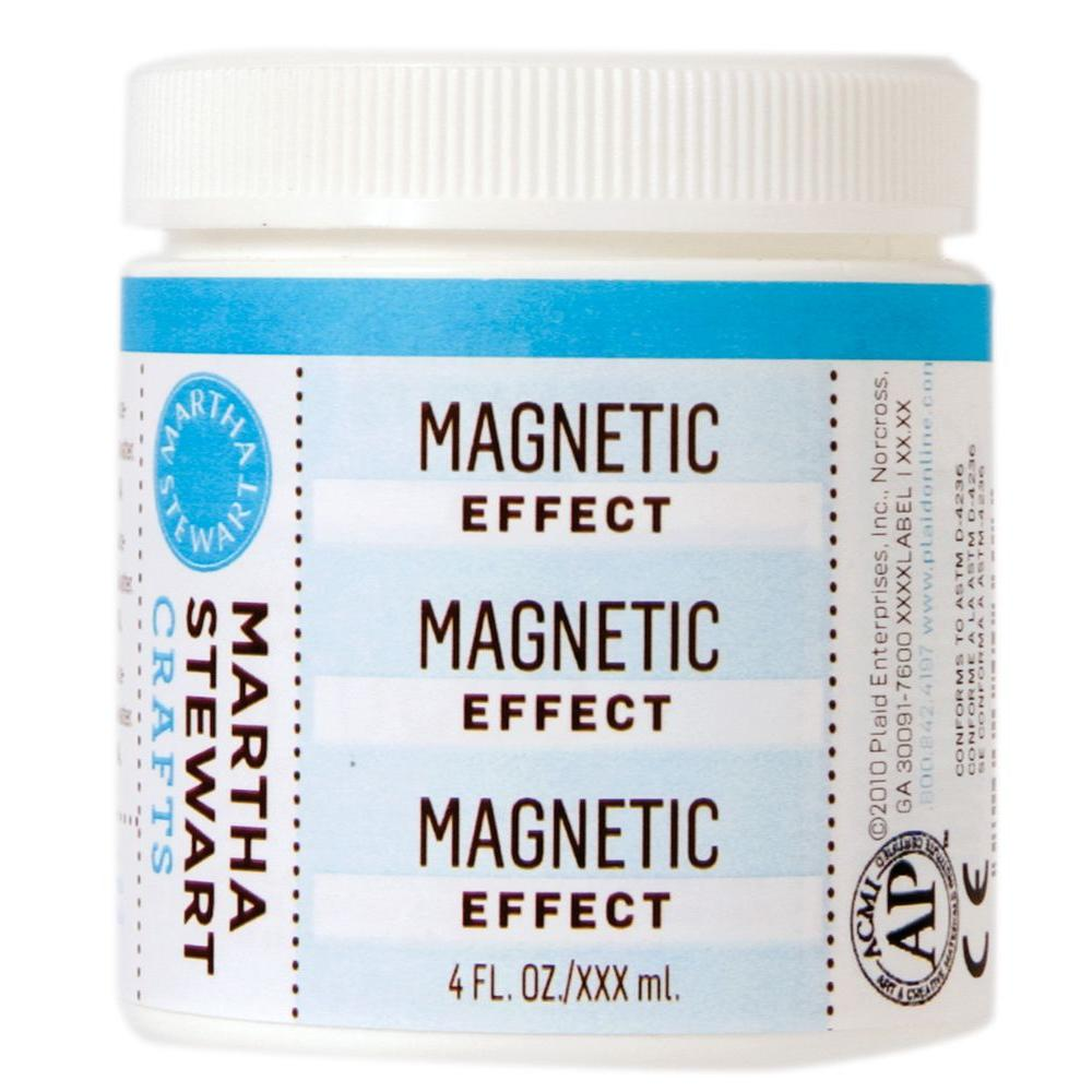 Martha Stewart Crafts 4-oz. Magnetic Paint