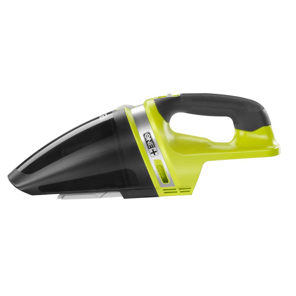RYOBI 18-Volt ONE+ Cordless Hand Vacuum (Tool Only) with Crevice Tool