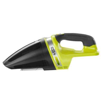 18-Volt ONE+ Cordless Hand Vacuum (Tool-Only) with Crevice Tool