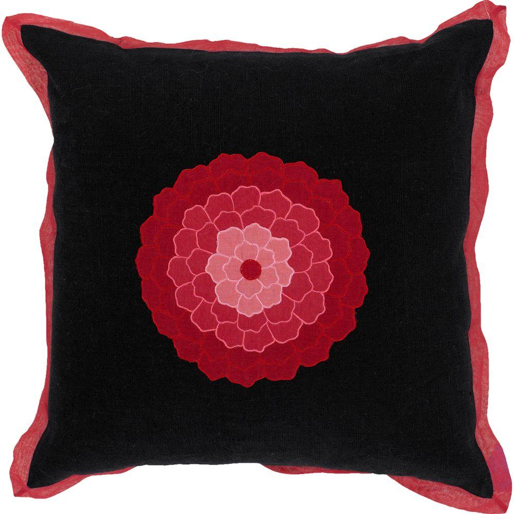 Artistic Weavers CirclesC2 18 in. x 18 in. Decorative Pillow-DISCONTINUED