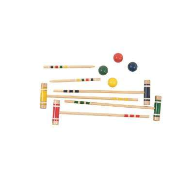 Triumph Competition 4 Player Croquet Set