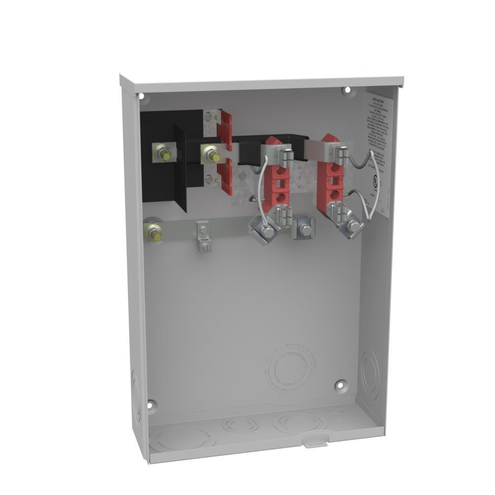milbank 200 amp ringless underground meter socket-r2569-o ... 400 amp meter socket wiring diagram 200 amp meter socket outside wiring diagram