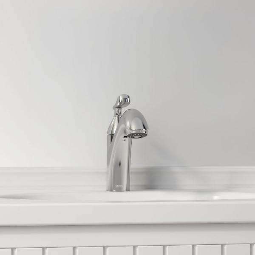 American Standard Chatfield Sprayer Kitchen Faucet,Chrome Model 7413100.002