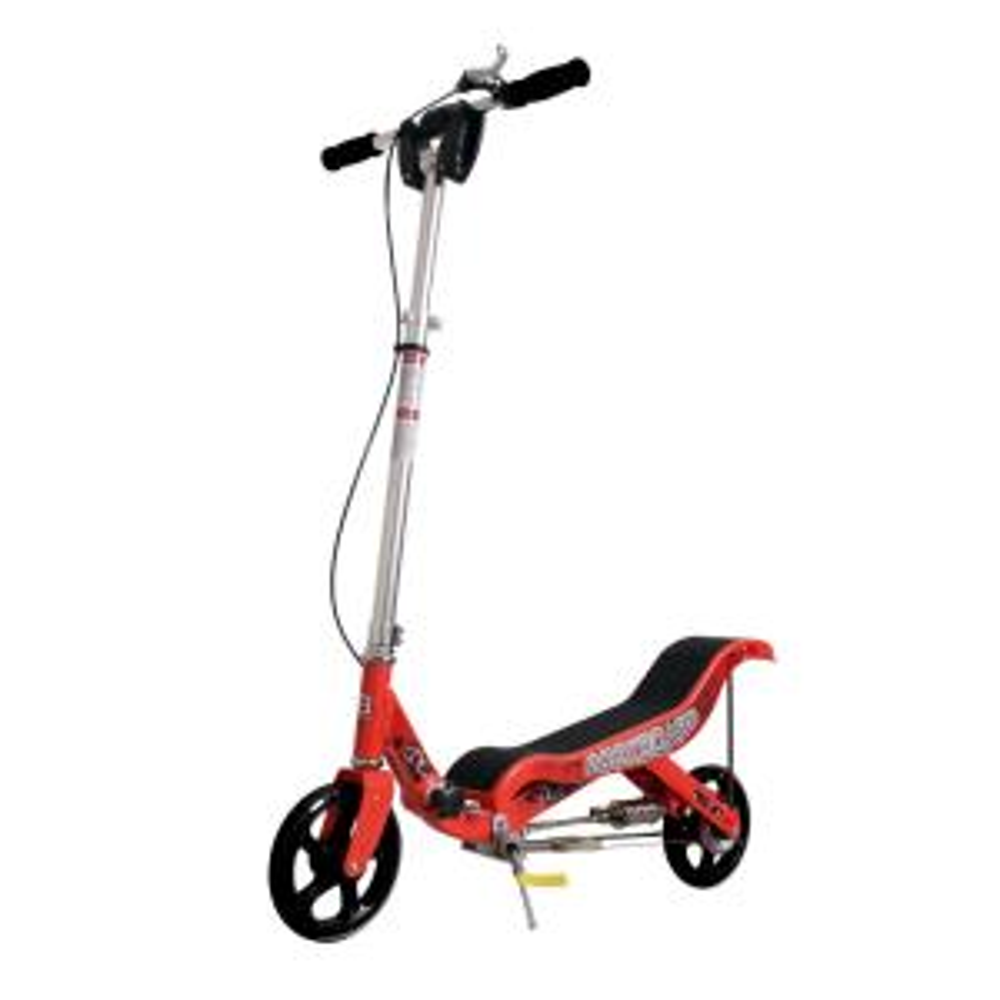Original Scooter, Red