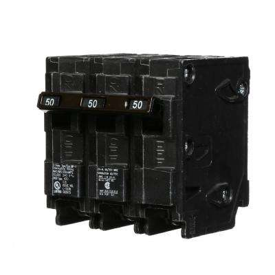 50 Amp Three-Pole Type MP Circuit Breaker