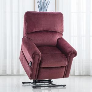 Amazing Merax Red Gel Memory Foam Power Lift Recliner Chair Gmtry Best Dining Table And Chair Ideas Images Gmtryco