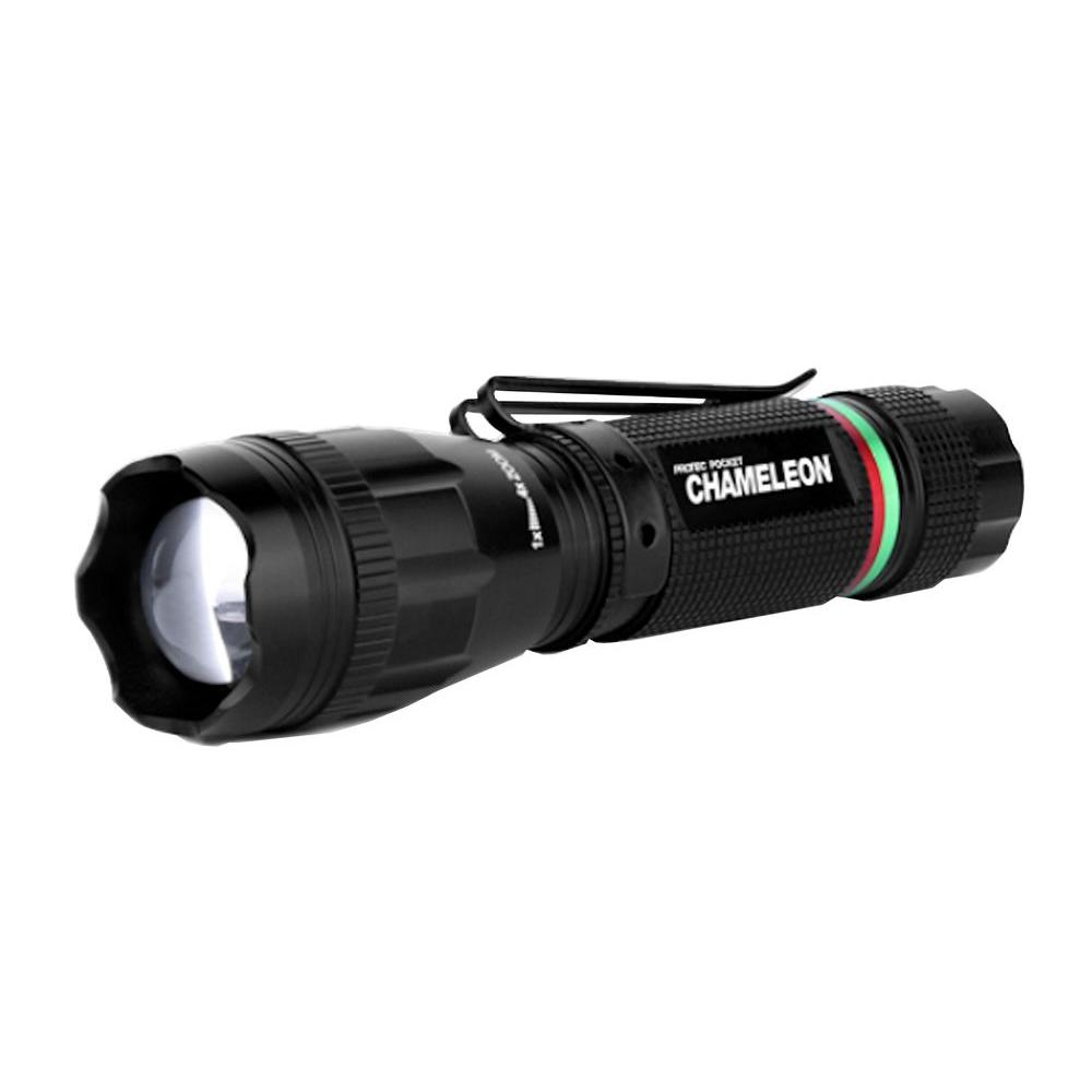 Pocket Chameleon 100 Lumen LED Flashlight, Blacks