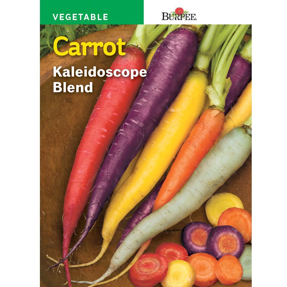 Kaleidoscope Mix Carrot Seed