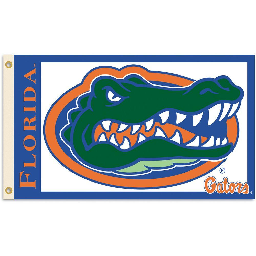 BSI Products NCAA 3 ft. x 5 ft. Florida Flag-DISCONTINUED