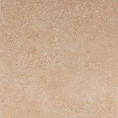 Travertino Beige 12 in. x 24 in. Porcelain Floor and Wall Tile (16 sq. ft. / case)