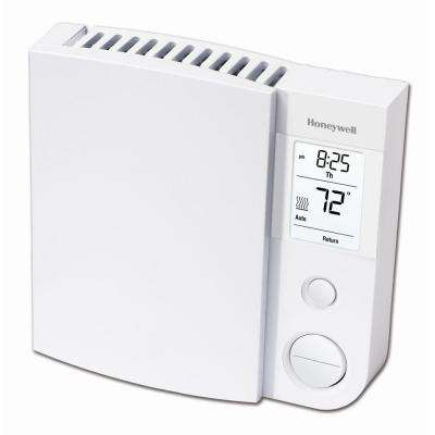 5-2-Day Baseboard Programmable Thermostat
