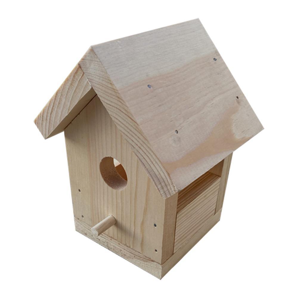 Bird House Wood Kit