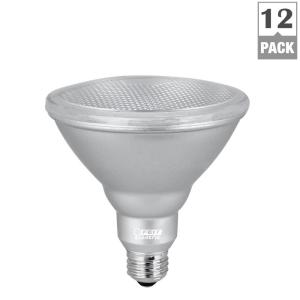 Feit Electric 90W Equivalent Warm White (3000K) PAR38 Dimmable LED Cold Start... by Feit Electric