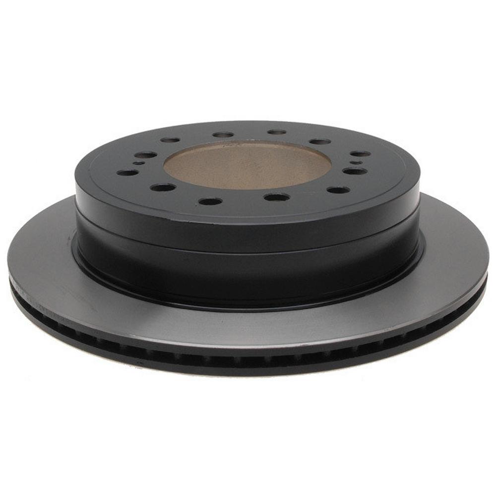 Professional Grade Disc Brake Rotor - Rear