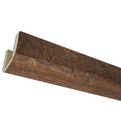 7-3/4 in. x 6-1/8 in. x 14 ft. 9 in. Faux Wood Beam