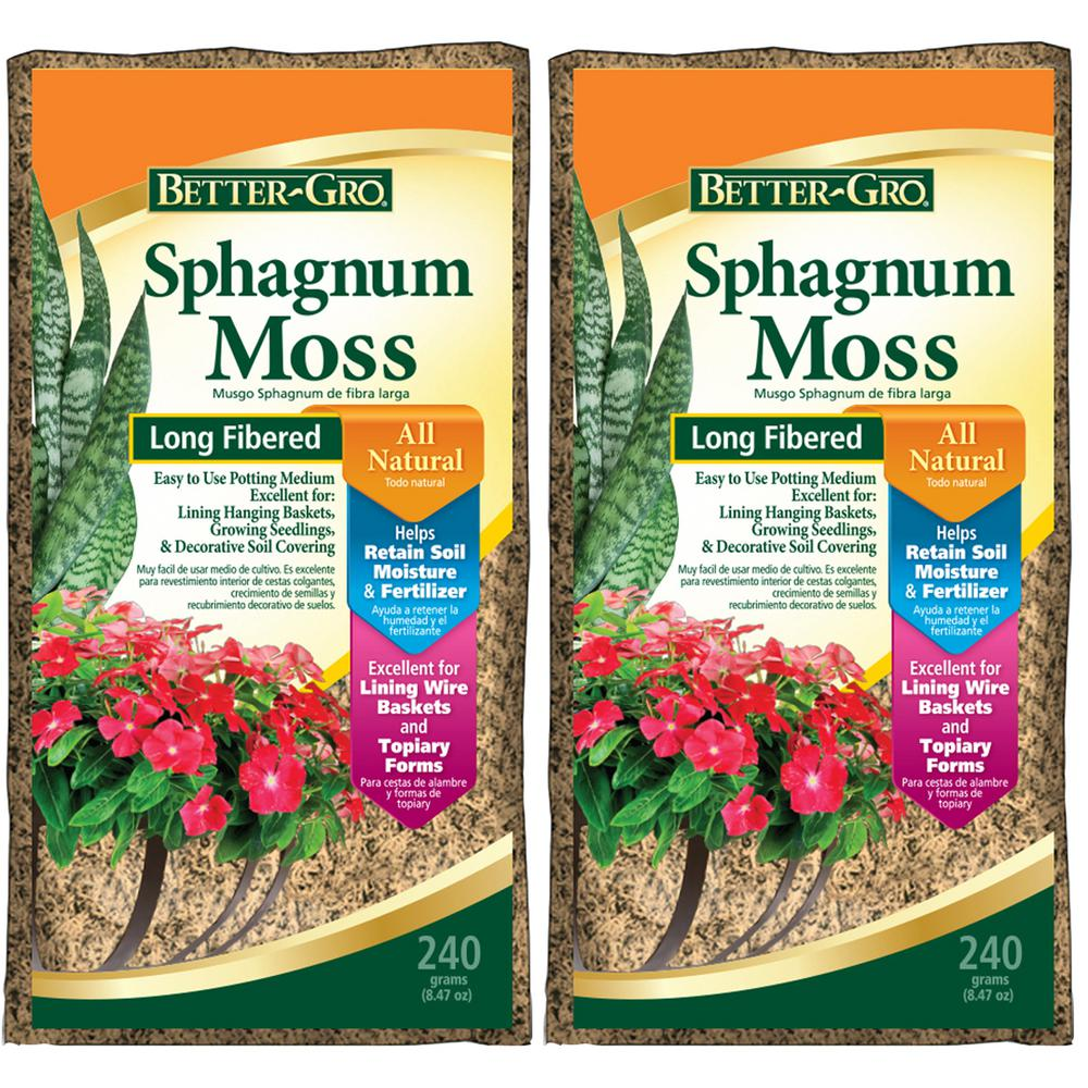 Peat Moss - Soils - Landscaping - The Home Depot