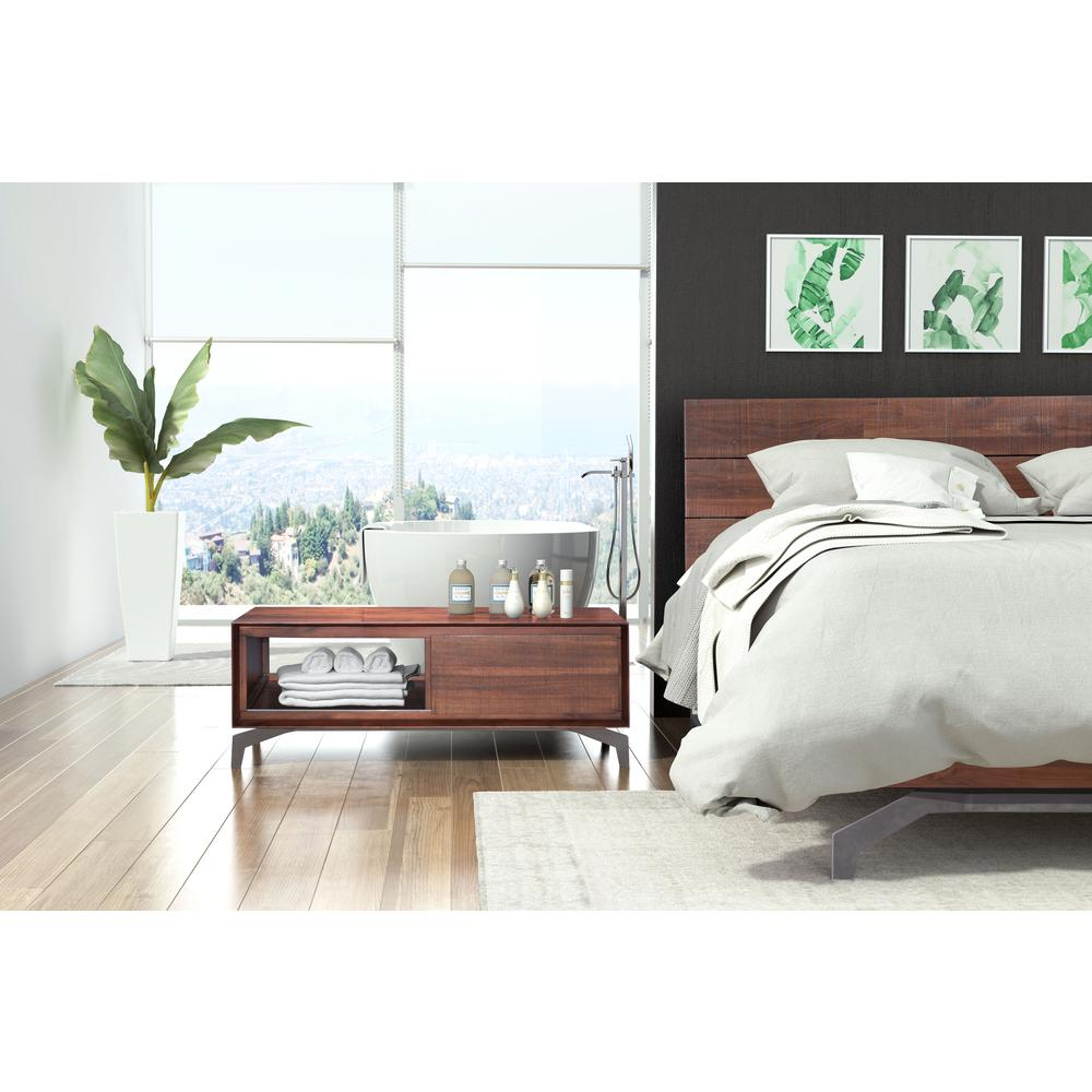 Zuo Modern Perth Chestnut (Brown) Coffee Table
