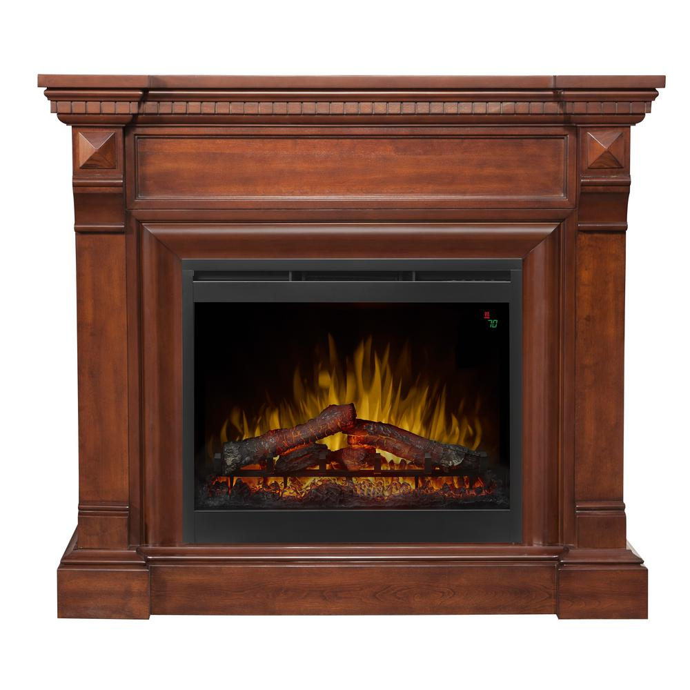 47 in Fireplace Mantels Fireplaces The Home Depot