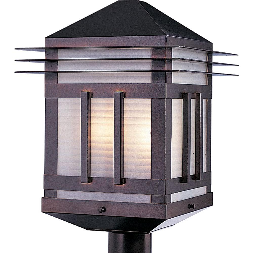 Maxim outdoor lighting fixtures outdoor lighting ideas maxim lighting gatsby 2 light burnished outdoor pole post mount aloadofball Gallery