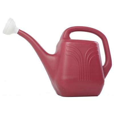 2 Gal. Union Red Watering Can (12-Pack)
