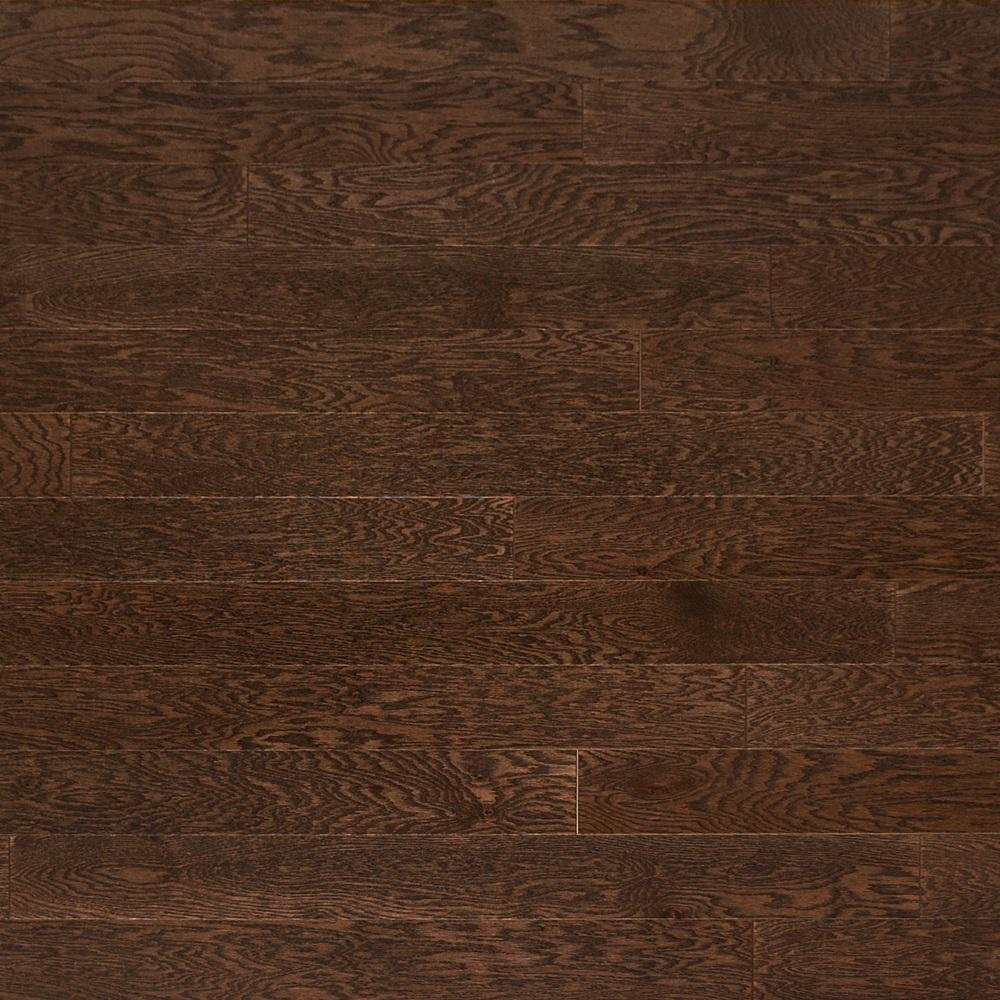 Take Home Sample​ - Oak Heather Gray Engineered Click Hardwood Flooring
