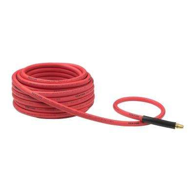 50 ft. x 3/8 in. I.D. Rubber Air Hose (250 PSI)
