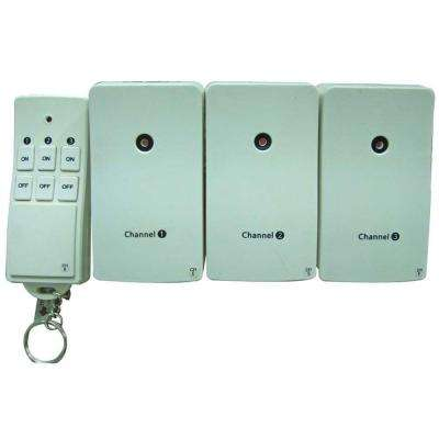 Indoor Wireless Remote Control Kit
