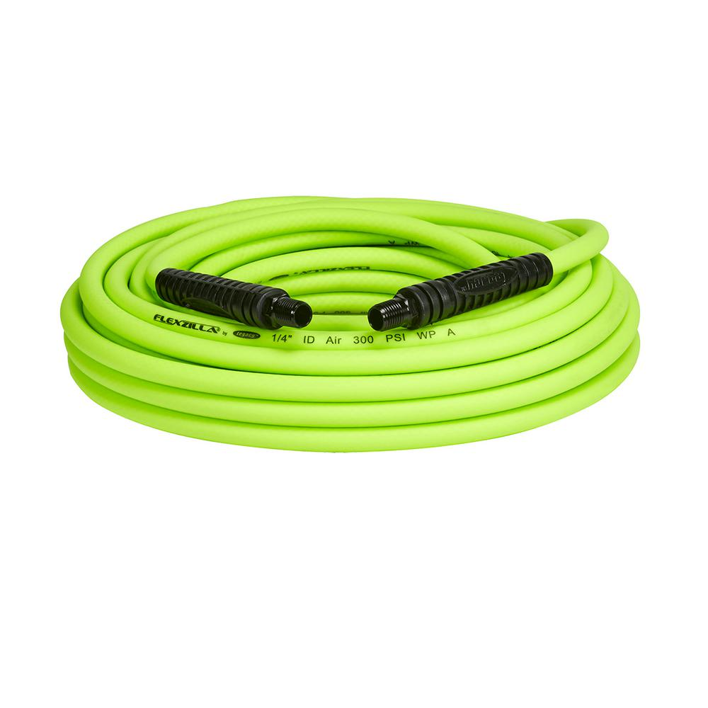1/4 in. x 50 ft. Air Hose with 1/4 in. MNPT