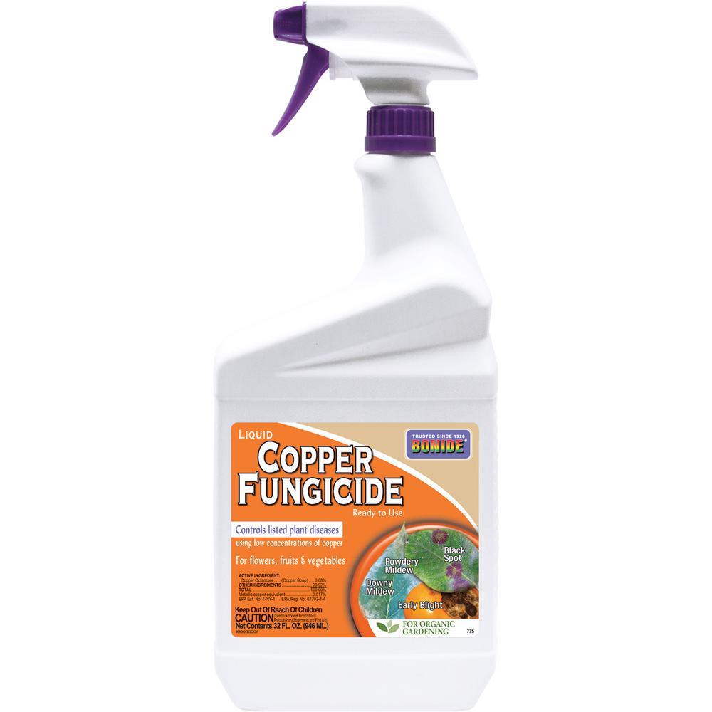 Bonide BONIDE 32 oz Liquid Copper Fungicide Ready-To-Use