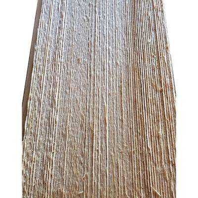 1 in. x 8 in. x 6 ft. Premium Eastern White Pine Shiplap S1S and 3/4 Rufferhead Siding (3-Piece Box)