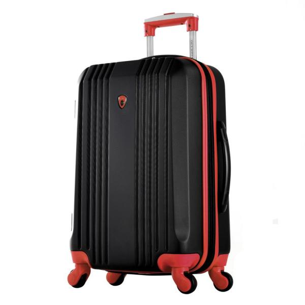 Apache II 21 in. Expandable Carry-On Spinner with Hidden Compartment