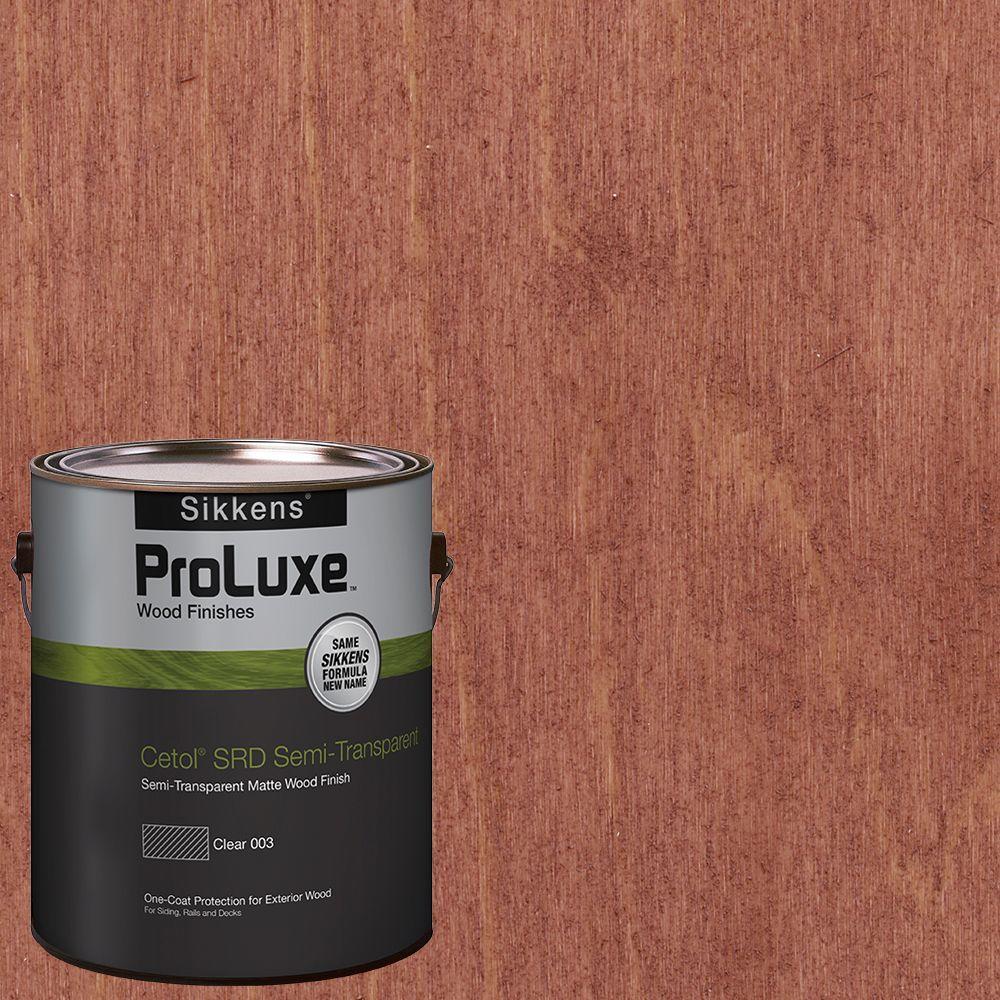 #HDGSRD-ST-247 Natural Redwood Cetol SRD Semi-Transparent Exterior Wood Finish