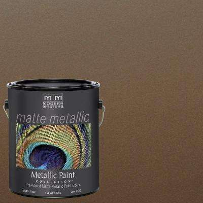 1 gal. Blackened Bronze Metallic Interior Paint