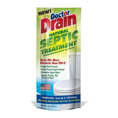 8 oz. Septic Tank Treatment