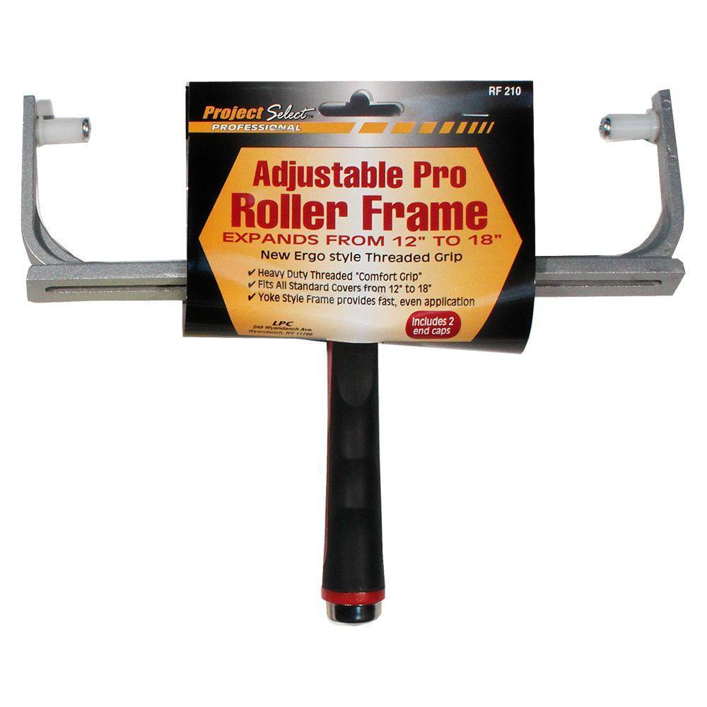 18 in. Yoke Roller Frame
