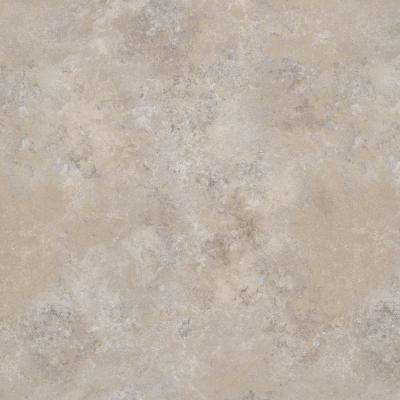 Take Home Sample - Cool Grey Peel and Stick Vinyl Tile Flooring - 5 in. x 7 in.