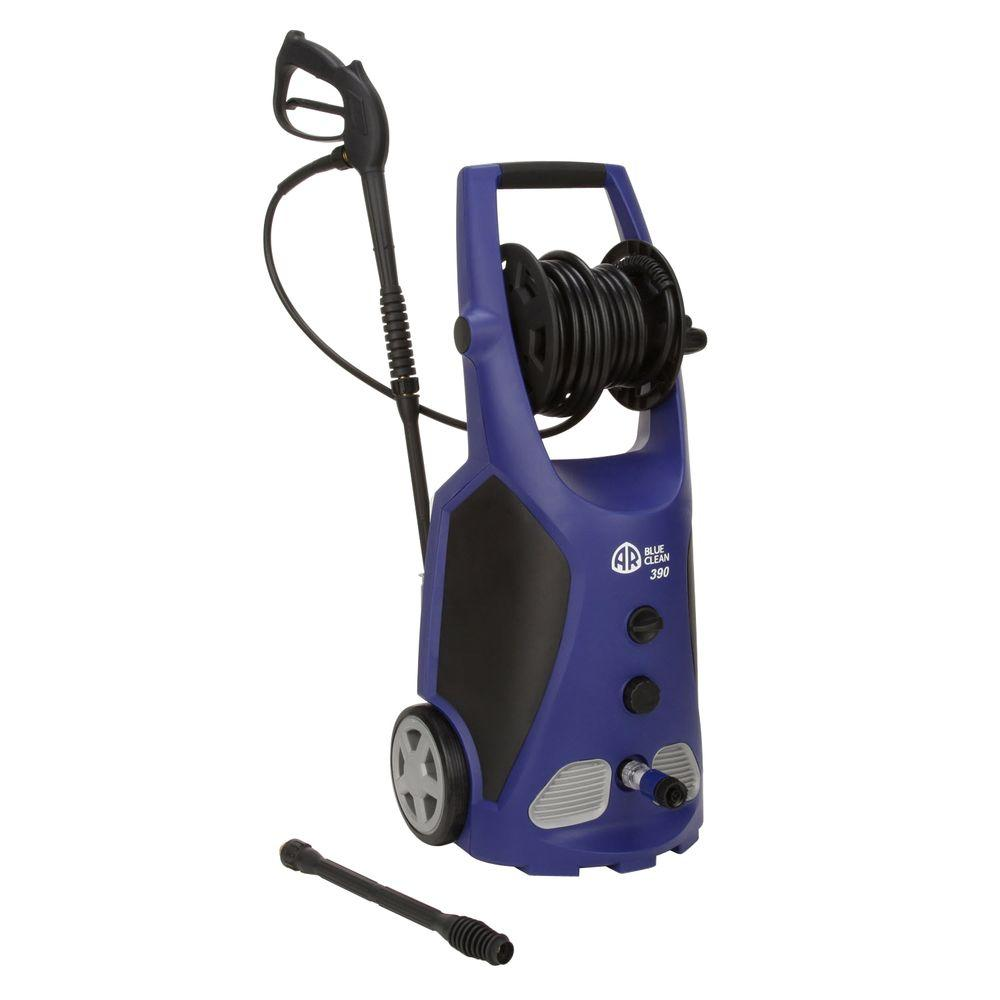 AR Blue Clean 1800-PSI 1.6-GPM Electric Pressure Washer with Total Stop System