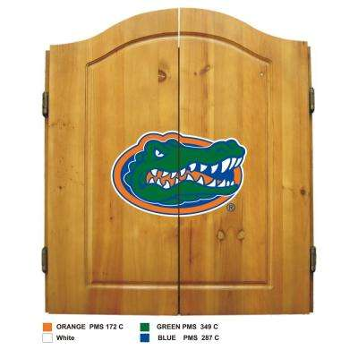 University of Florida Dart Cabinet